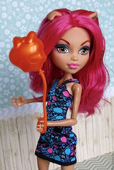 Howleen Wolf (_Caledonia_) Tags: monster high wolf fair ghoul howleen monsterhigh