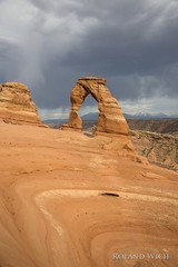 Delicate Arch (Rolandito.) Tags: park usa utah ut arch arches national moab delicate