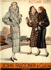 Autumn catalogue [Autumn 1932] (University of Glasgow Library) Tags: christmas fashion illustration fur scotland 1930s shoes dress furniture hats lingerie jewellery clothes aberdeen accessories handbags weddingdress stores catalogue department tweed christmasgifts blouses millinery universityofglasgow knitwear dresshistory homewares eveningwear 1930sfashion fashionillustration guas fashionhistory ladiesfashion underwerar archiveservices twentiethcenturyfashion