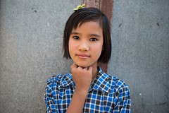 Portrait of a young girl. Shan State, Myanmar. (Jeff Williams 03) Tags: portrait girl burma myanmar shanstate