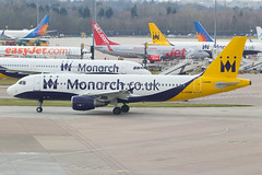 G-OZBW Monarch Airlines Airbus A320-214 (v1images Aviation Media) Tags: uk england jason man manchester photography airport aviation united kingdom international worldwide 200 monarch airbus airlines a320 ringway 214 nicholls egcc a320200 a320214 v1images gozbw