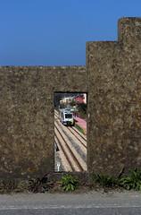 34_Ferrol-Gijon_036099 (claus_pusch) Tags: espaa galicia spanien railroads ferrocarriles renfe ribadeo cheminsdefer feve galicien eisenbahnen transcantabrico ferrocarrilesdevaestrecha ferrolgijn clauspusch
