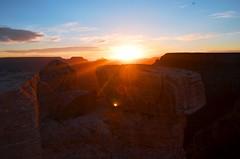 Sunrise at Grand Canyon! (changizbaluch) Tags: sunset arizona sun mountain nature beauty sunrise wonder amazing nikon bright hill grand canyon stunning ipad amazingview pixelmator