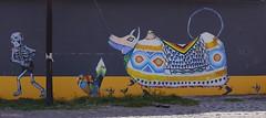 spaik (2) (BE'N 59) Tags: en streetart blanco sanmigueldeallende mexique muros