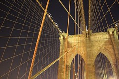 Not sure if I'm in the #MATRIX, a #gigantic #spider's #web, or simply the #glorious #BrooklynBridge.  In the fading #twilight each #tower and #metal cable stood out against the still clear #sky, while yet the stars shone through the lens, so bright.   A # (faisal_halim) Tags: longexposure nightphotography sky newyork tower matrix metal architecture brooklyn spider twilight walk web glorious brooklynbridge nightshots gigantic bengali canonphotos longexpo nocturnalphotography urbanexplorer newyorkig newyorkinstagram nycexplorers agameoftones nycdotgram whatisawinnyc igcolor newyorkpanel
