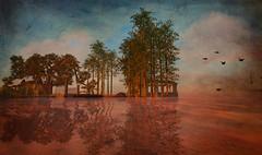 Imagination (Miuccia Klaar) Tags: landscape sl secondlife imagination miucciaklaar