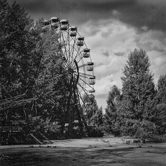 Riesenradhr (naturalbornclimber) Tags: urban bw decay radiation nuclear ukraine hasselblad disaster medium format exploration bnw zone chernobyl exclusion urbex tschernobyl pripyat hasselblad503cx prypjat