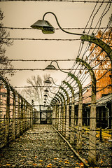 They will never take away our soul. Auschwitz (glidblue) Tags: camp concentration holocaust thirdreich poland auschwitz birkenau shoah finalsolution pologne devoirdemmoire