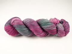 Crimson Queen - Merino Twist