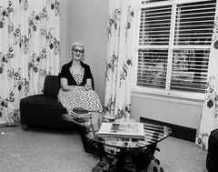 Des Moines Register Collection0209.jpg (The Digital Shoebox) Tags: original blackandwhite woman home vintage found ebay kodak memories iowa retro inside desmoines madeinusa sheetfilm desmoinesregister epsonv700