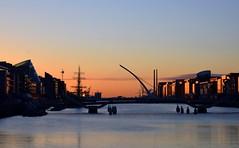 Dawn in Dublin (Keith Mac Uidhir  (Thanks for 3.5m views)) Tags: ireland dublin irland dublino irlanda irlande ierland irska dubln irlandia lirlanda irsko  airija irlanti  cng  iirimaa ha     rorszg         rlnd