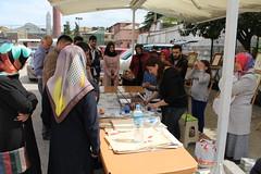 IMG_9224 (Objektife Düşenler) Tags: el mehmet bayrak tirebolu kutlu yüksek haftası meslek sergisi okulu sanatları dağum