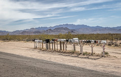 Mailboxes (billnbrooks) Tags: arizona us unitedstates goldenvalley
