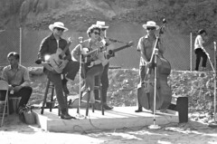 Folk group plays at time capsule event, Dana Point, 1966 (Orange County Archives) Tags: california history harbor historical southerncalifornia orangecounty danapoint timecapsule orangecountyarchives orangecountyhistory