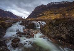 River Coe (Visible Landscape) Tags: uk longexposure scotland waterfall highlands glencoe rivercoe visiblelandscape
