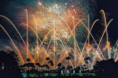 Symphony in the Stars - Finale (Allen Castillo) Tags: fireworks disney wdw waltdisneyworld disneyfireworks nikon70200 fireworksfriday nikon70200vr2 symphonyinthestars nikond610