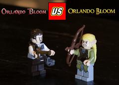 Orlando Bloom (Phenix Dark) Tags: celebrity lego vs minifig