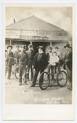 Roy Bean (SMU Central University Libraries) Tags: bars texas judges saloons rppc usmexicoborder