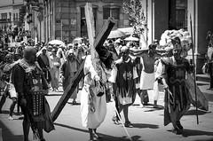 _DSC4218-21 (ireneleija) Tags: bw mexico zacatecas cultura silencio semanasanta procesion tradicion viacrucis