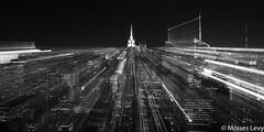 Gotham City 9.jpg (falandscapes) Tags: city bw newyork blancoynegro horizontal blackwhite manhattan bn panoramica panoramicas empirestate levy nuevayork gothamcity seriadas ciudadgotica exportados moiseslevy newyork2014