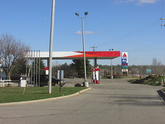 Citgo in Belmont, Michigan (creed_400) Tags: west station spring belmont michigan gas april citgo
