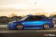 "WEDS Maverick 710S - Subaru STI 04 Blue • <a style=""font-size:0.8em;"" href=""http://www.flickr.com/photos/64399356@N08/26382055632/"" target=""_blank"">View on Flickr</a>"