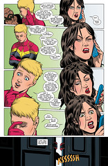 Spider-Woman #3  pag.13 (Javier The Rodriguez) Tags: dennis lopez marvel javier alvaro rodriguez hopeless spiderwoman