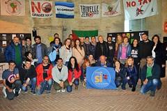 Pokret 'No Ombrina', Lanciano
