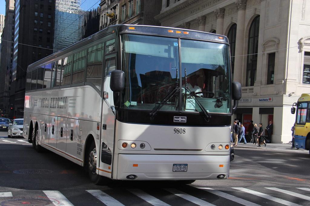 Omega Coach Tours
