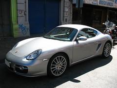 Porsche Cayman S 2007 (RL GNZLZ) Tags: porsche coupe 2007 caymans
