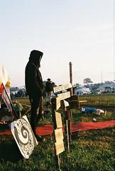 Sunrise (B@XT3R) Tags: party portugal festival punk free traveller anarchy rave raver fronteira autonomous soundsystems portalegre freetekno anarchis illeal freekuency