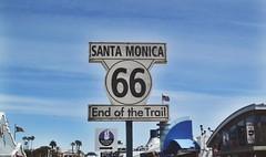 end of the trail (hshatlden) Tags: california pier nikon santamonica explore nikond3100 nikontop