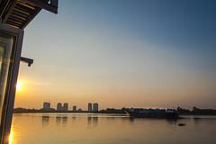 DSCF2310 (aaroncaley) Tags: river view vietnam saigon