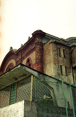 uzhgorod. empathy2016. (Yaroslav F.) Tags: urban abstract architecture analog photography 60s synagogue 70s 1900s uzhgorod transkarpathia