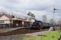 IMGP9886 (Steve Guess) Tags: uk england usa train kent tank railway loco steam gb locomotive bodiam eastsussex tenterden 30065 060t