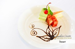 SRC - Food & Meal Special Decoration (4) (Signature Royal Cruise) Tags: travel bar dinner restaurant hotel boat cabin drink room vietnam meal dinning suites halongbay foodbeverage vietnamtour luxurycruise asiatour luxuryboat halongtour luxuryjunk signaturecruises signatureroyalcruise