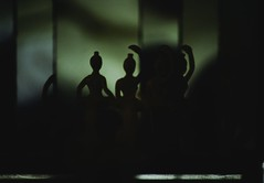 Let's dance (Karoline Bastos) Tags: girls light shadow ballet woman girl beauty vintage dark amazing hands nikon shadows darkness natural sweet dancer littlegirl feeling littleprincess darkphotography mistery obscure sweetthings nikonworld nikonphotography d7000 outcolor