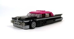 1961 Cadillac kustom (timhenderson73) Tags: hot lego low cadillac land rod custom rider luxury barge cruiser caddy kustom