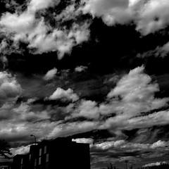 Little Light Left: Heavy skies