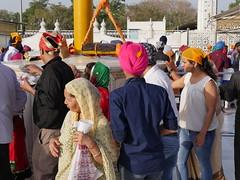 SikhTempleNewDelhi021 (tjabeljan) Tags: india temple sikh newdelhi gaarkeuken sikhtemple gurudwarabanglasahib