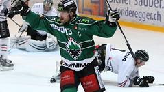 #13 Stefan HRLIMANN in action (kirusgamewornjerseys) Tags: game ice hockey stefan worn jersey hrlimann eishockey nla olten ehc