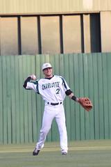 Baseball-vs-Citadel, 4/26, Chris Crews, DSC_2621 (Niner Times) Tags: baseball charlotte citadel 49ers ncaa bulldogs unc d1 uncc cusa ninermedia