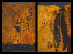 IMG_5980 (gaujourfrancoise) Tags: rock australia unescoworldheritagesite sacred uluru aboriginal monolith redcenter sacr northernterritory australie ayersrock anangu inselberg gaujour