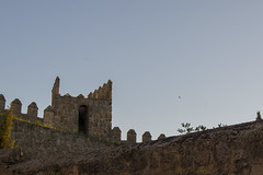 Once Upon a Time (The Kerbal Way) Tags: sunset architecture del atardecer arquitectura rey walls avila murallas d3100