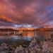 Mono Lake Tufa State Natural Reserve, Sunrise
