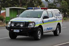 Tasmania Police - Ford Ranger (Tasmania Emergency Photography) Tags: canon police australia policecar tasmania hobart howrah fordranger tasmaniapolice hobartpolice emergencyphotography