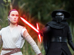 """The droid... Where is it? (Pato Berroeta) Tags: 6 black de star la inch force ben action 7 el solo figure rey ren series wars figuras figures inches episode vii accion episodio despertar figura fuerza awakens pulgadas kylo"