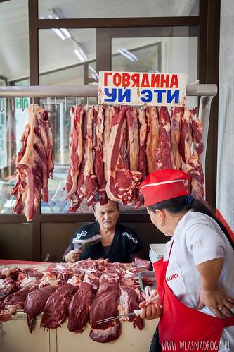 Dział mięsny