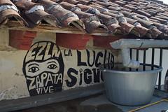 Zapata Vive (raulmadrid1) Tags: travel mxico nikon roadtrip adventure jungle chiapas sancristbal