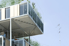 Модульное жилье 3Box в Париже от Стефана Малка